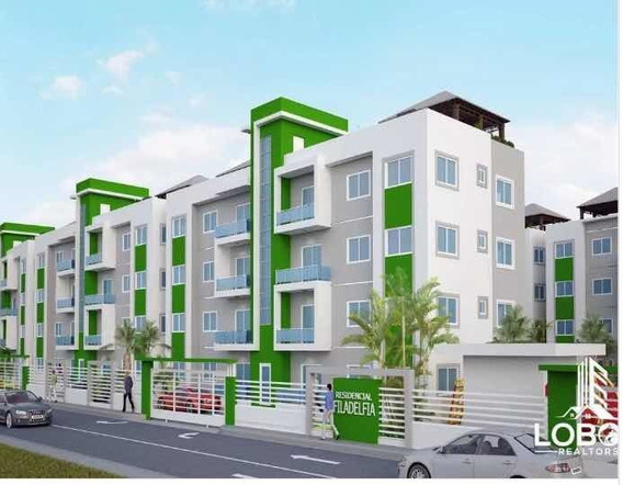 Alquiler Apartamento Residencial Filaderfia 4