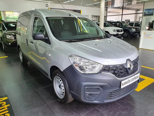 Renault Kangoo Express Confort 1.6 Oferta Antic + Cuotas   W