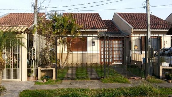 Casa Térrea Com Terraço, Dois Dormitórios, Moradas Do Sul, Porto Alegre Rs - Ca0621