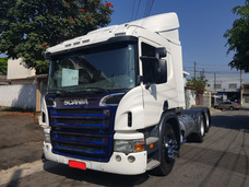 Scania P 340 6x2 2012 Com Retarder Volvo/iveco/mb/volks/ford