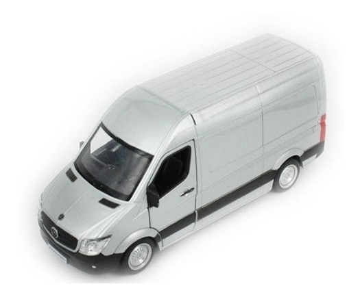 Miniatura Sprinter Mercedes - Benz - Em Metal Escala 1:36