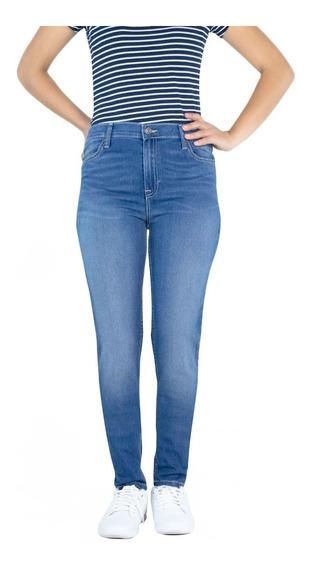 Jeans Breton Para Dama Skinny Fit. Estilo Bjw038