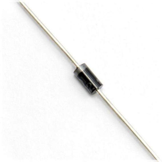 Kit Diodo 1n4007 1000v 1a Pacote C/10