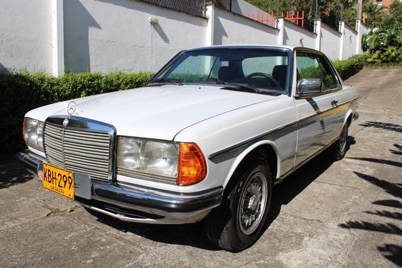 Mercedes Benz Clásico C280 Ce Coupe