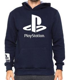 Moletom Blusa De Frio Sony Playstation Ps3 Ps4