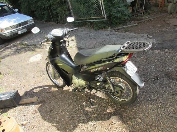Moto Honda Biz Es Fuel Injection Em Otimo Estado 2