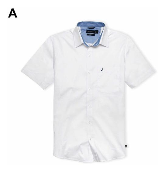 Camisas Tommy Y Nautica Originales Caballero Eligelas Remate