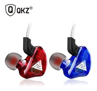 Audifonos Qkz Ck5, Super Bass, Con Handsfree