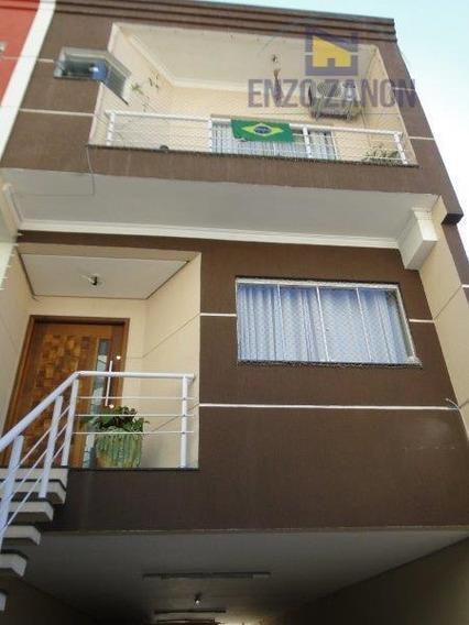 Sobradão Residencial À Venda, Bairro Baeta Neves, São Bernardo Do Campo. - So0089