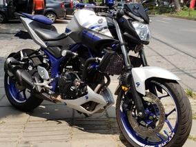 Yamaha Mt03 2017