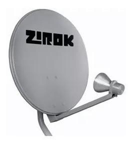 Antena Zirok Wll-605 5ghz - 60cm