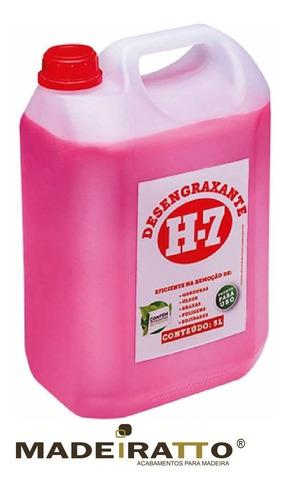 Desengraxante H7 - 5 L | Fórmula Americana