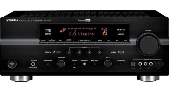 Receiver Yamaha Htr-6160 7.2 / Hdmi / Dts-hd / Dolby Truehd