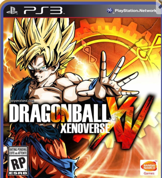 Dragonball Xenoverse Play 3 Jogo Em Oferta Comprar