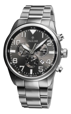 Relógio Jaguar J03cbss01a P2sx Aco Inox Masculino