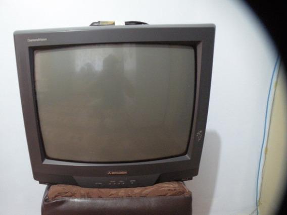 Tv Mitsubishi 20 Polegadas (leia O Anúncio)
