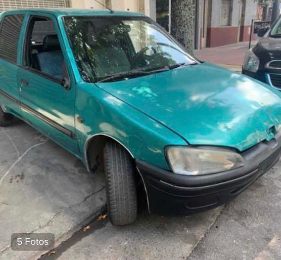 Peugeot 106 Xr Gnc Base