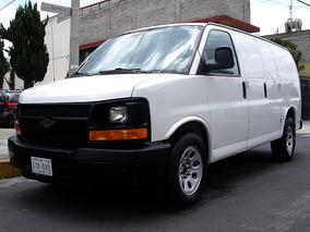 Chevrolet Express Van Ls 6 Cil. 2013