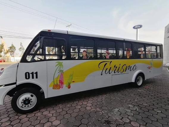 Ford Toro Bus 2017