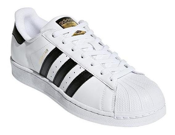 Zapatillas adidas Superstar Unisex Moda Urbana C77124