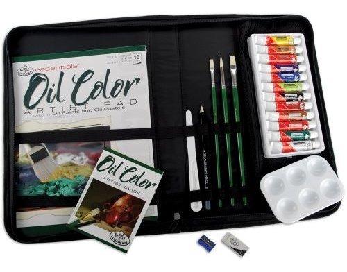 Royal Brush Studio Artist Set, Oleo