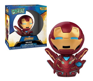 Funko Pop Dorbz Iron Man 441 Avengers Infinity War Ironman