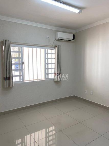Sala Comercial Para Alugar, 15 M² Por R$ 1.050/mês - Jardim Chapadão - Campinas/sp - Ca7008