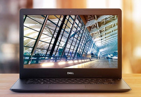 Notebook Dell Latitude 3490 I7 1.8ghz 8gb Ram 256ssd Novo