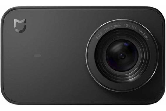 Xiaomi Actioncam 4k Wifi Tela Touch Nova+ 2 Baterias Extras
