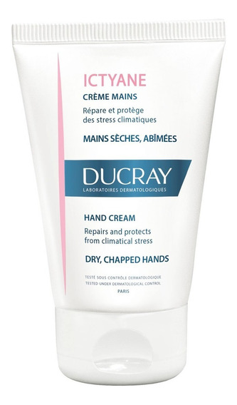 Ducray Ictyane Crema Manos X50ml