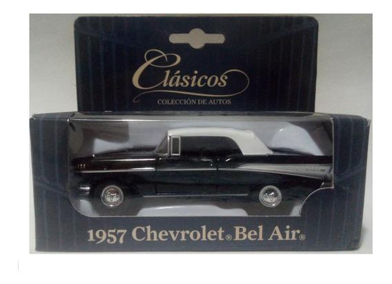 Welly Colección Clásicos Chevrolet Bel Air 1957 Esc 1/36