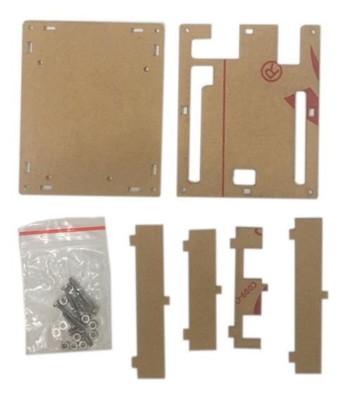 Case Caixa Em Acrílico Para Proteção Do Seu Arduino Uno R3