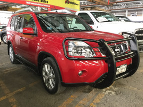 Nissan Xtrail Exclusive Aut Piel Qc 2014