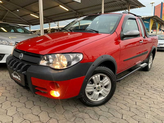 Fiat Strada Advent.(c.est) 1.8 8v (flex) 2p