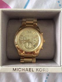 Reloj Michael Kors Nuevo Para Mujer