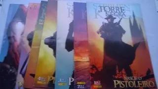 A Torre Negra - Nasce O Pistoleiro 7 Vol King, Stephen