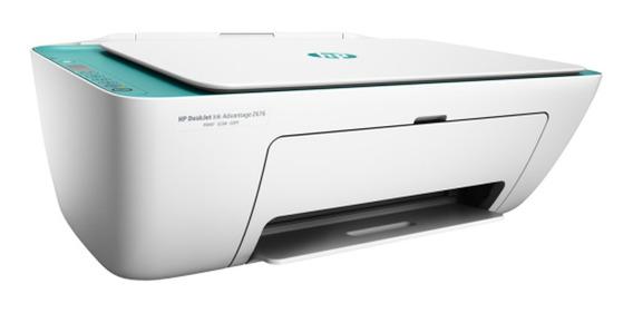 Impressora Multifuncional Hp Deskjet Ink Advantage 2676 Wi-f