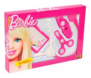 Barbie Kit Medica Basico C/ 4 Acessorios - Fun Bonellihq L18