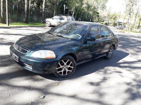 Honda Civic 1.6 Lx Automatico 1998 $40.000 + Cuotas