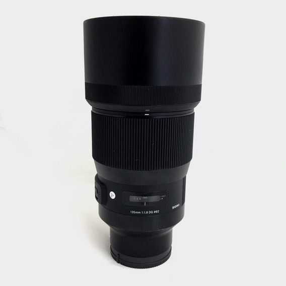 Lente Sigma Art 135mm 1.8 P/ Sony - Foco Absurdo!!!