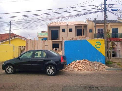 Imagem 1 de 17 de Sobrado 03 Quartos (01 Suíte) E 02 Vagas No Sítio Cercado, Curitiba - So0793