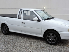 Volkswagen - Saveiro 1.6 Cs 1999