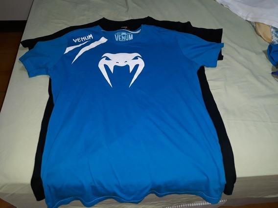 Camiseta Venum AzulTam G