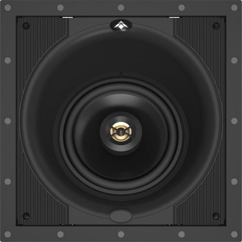 Caixa Acustica Angulada De Embutir Absolute Acoustics Lcr