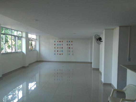 Apartamento Em Mutuá, São Gonçalo/rj De 88m² 2 Quartos À Venda Por R$ 265.000,00 - Ap412662