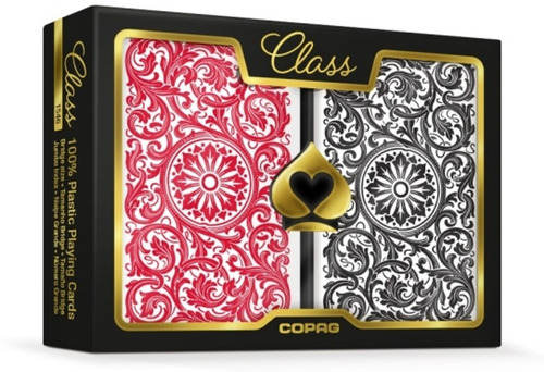 Cartas Copag Poker Class 1546
