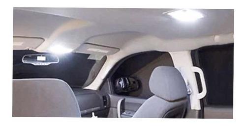 Luz Led Interior Carro Vehículo  Bombillo Kit X 3 Und 12v 3w