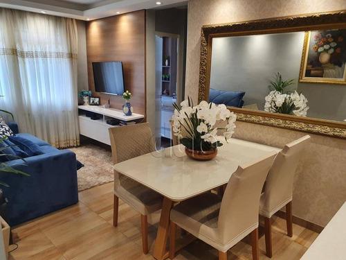 Apartamento Com 2 Dormitórios À Venda, 54 M² Por R$ 180.000,00 - Gleba Califórnia - Piracicaba/sp - Ap4199