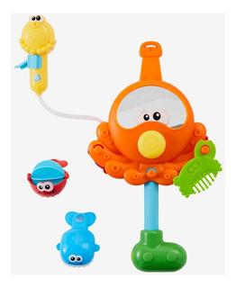 Juguete Aspersion P/bañera Bebe B-kids Bluebox (004849)