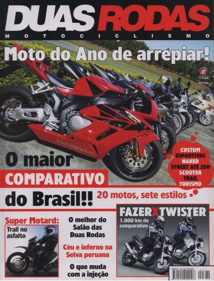 Duas Rodas N°362 Moto Do Ano O Maior Comparativo Do Brasil